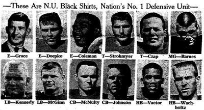1964 Black Shirts