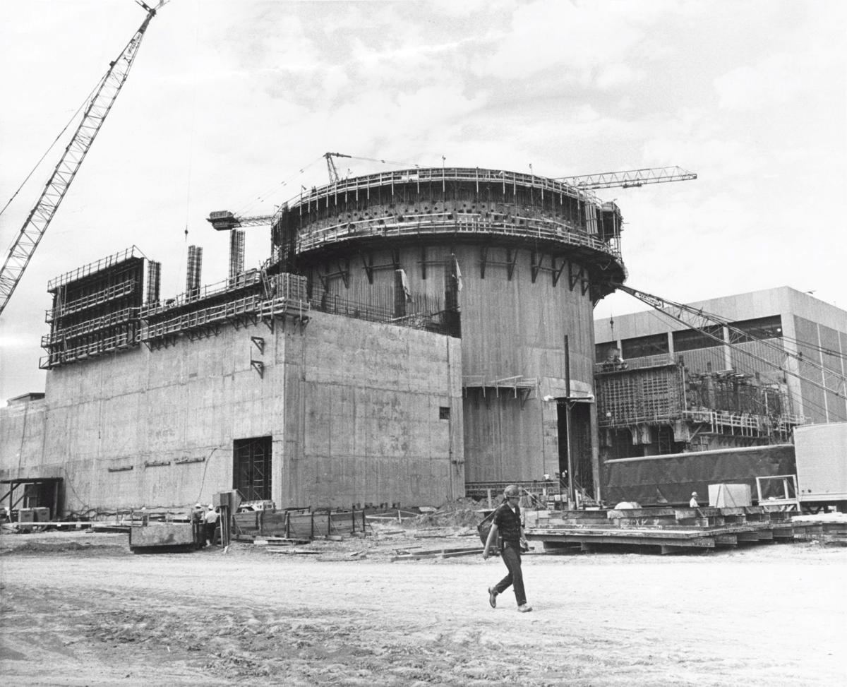 Fort Calhoun nuclear plant through the years
