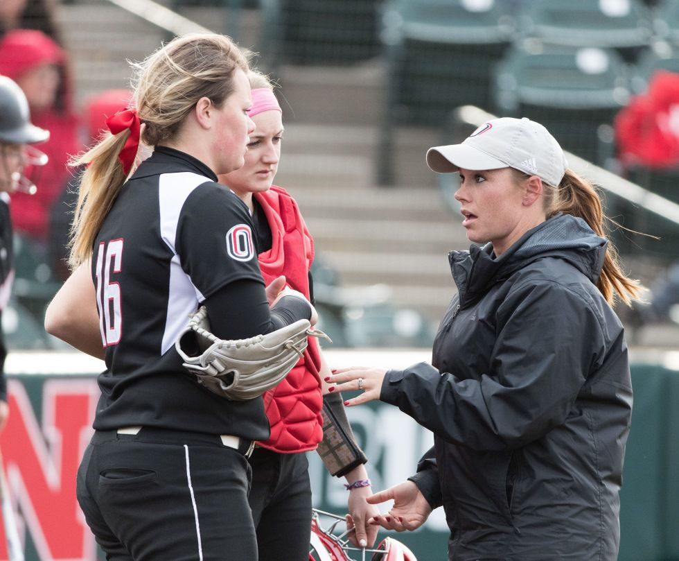 DJ Sanchez steps down as UNO softball coach to focus on family