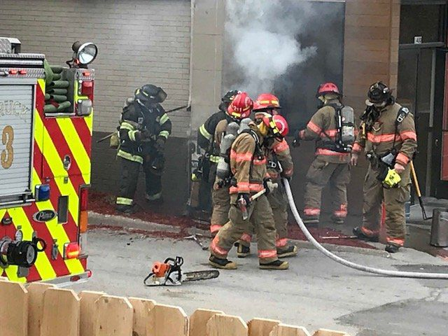 Firefighters on scene at Burger King | Omaha.com