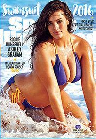 Ashley Graham-Sports Illustrated cover