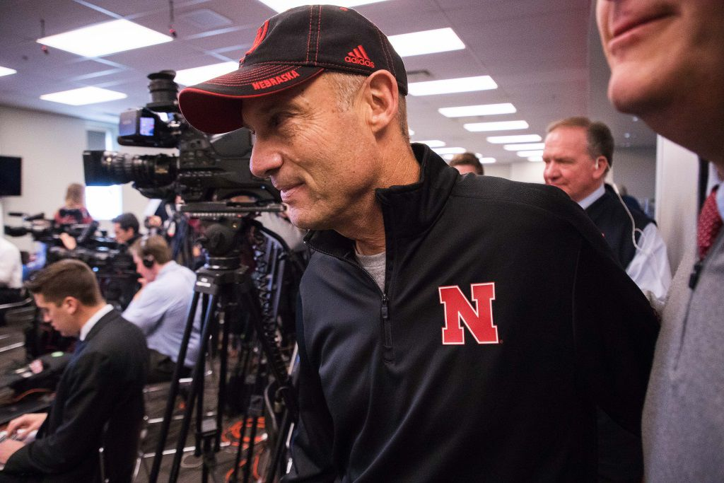 Mike Riley thankful for opportunity to coach Nebraska