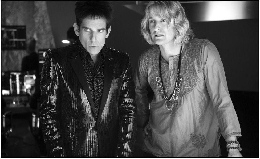 'Zoolander 2' puts 'hot' in hot mess
