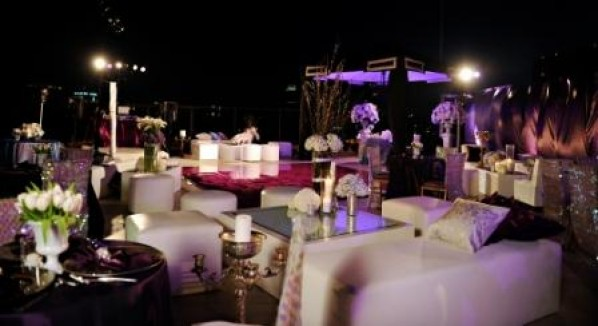 Inspiration Rooftop Receptions