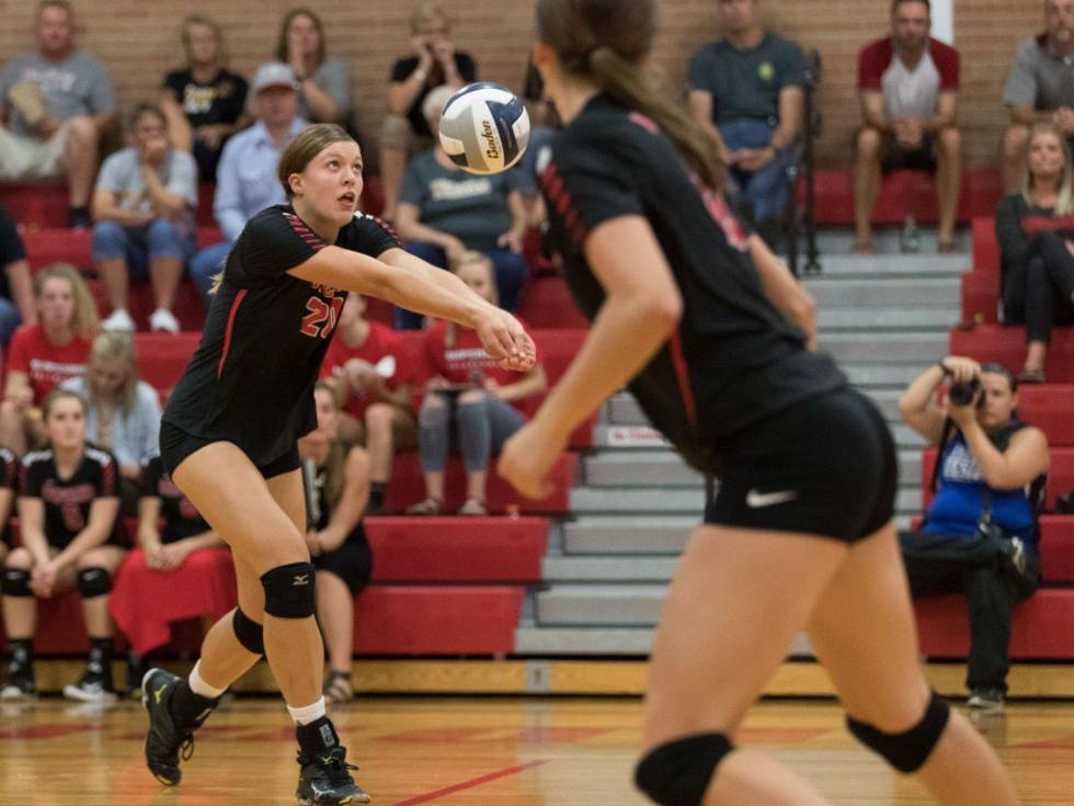 Kalynn Meyer 'always' wanted to be a Husker; Superior star considered track, basketball before picking NU volleyball