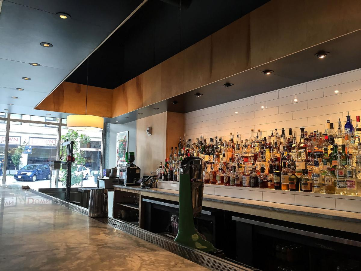 Mercury bar downtown