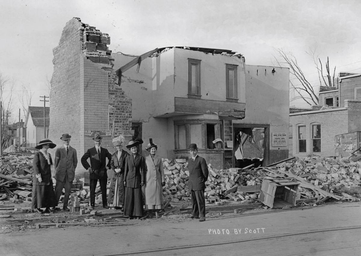 March 23, 1913: Omaha Easter tornado