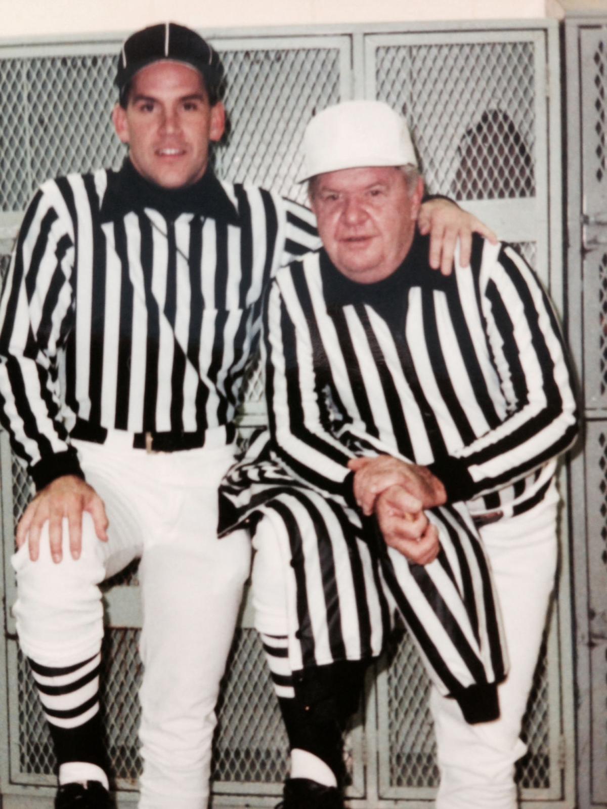 73db4ddb9 Shatel  Super Bowl referee Clete Blakeman s professionalism impresses his  fellow NFL officials