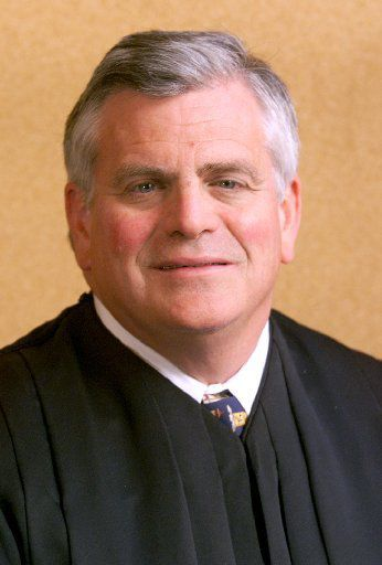 Judge Mark Ashord has died