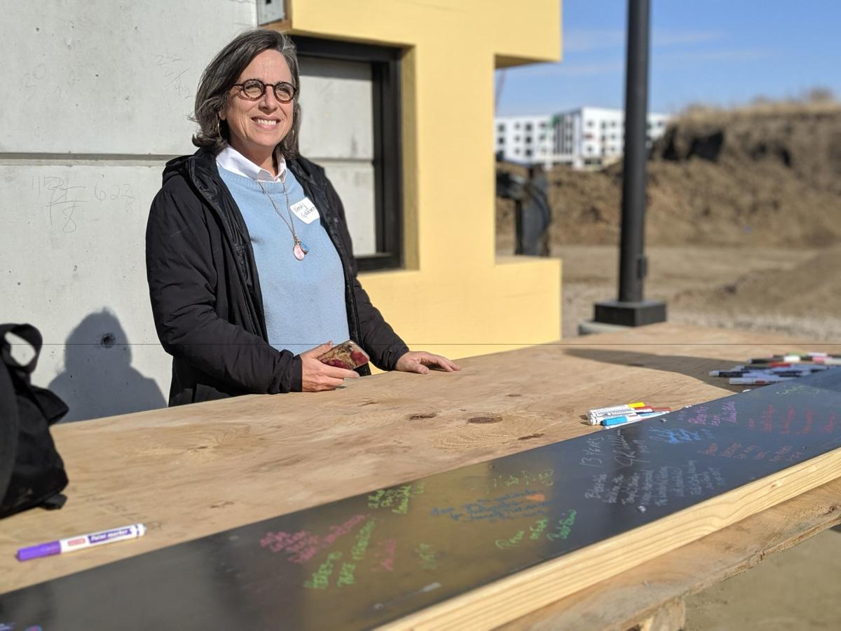 Tri-Faith Initiative Interim Executive Director Wendy Goldber