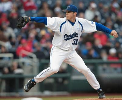 Former Creighton pitcher Ty Blach roughed up in first start with Baltimore Orioles
