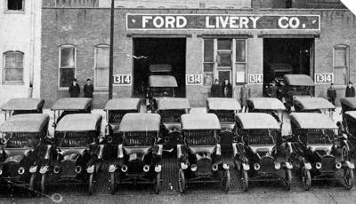 Ford Livery Co.