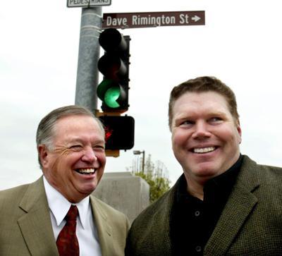 Dave Rimington Street