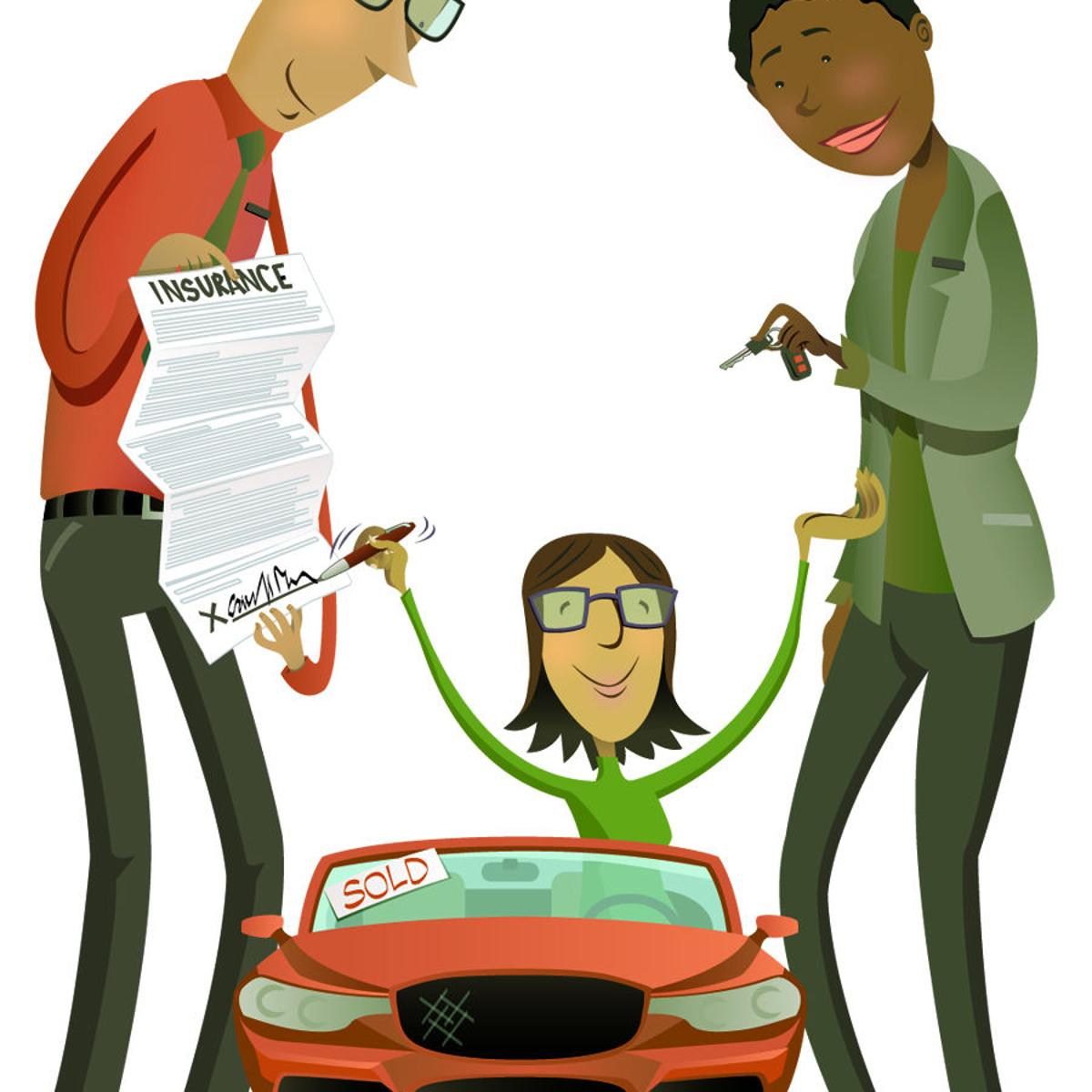 A Trend In Its Infancy A Few New Car Dealers Now Offer Full