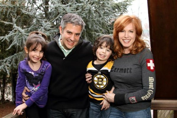 fox s liz claman talks career family and upcoming warren buffett