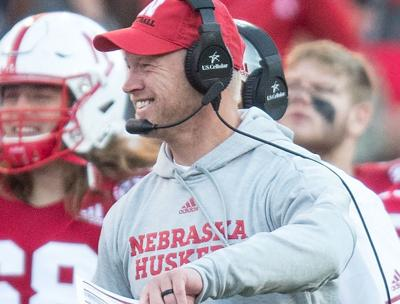 5f83207c52d48 Scott Frost earned his first victory as head coach of the Huskers.