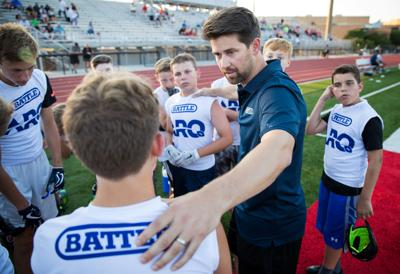 Eric Crouch Announced As Assistant Football Coach At Midland