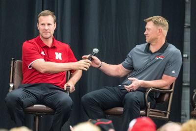 Fred Hoiberg and Scott Frost