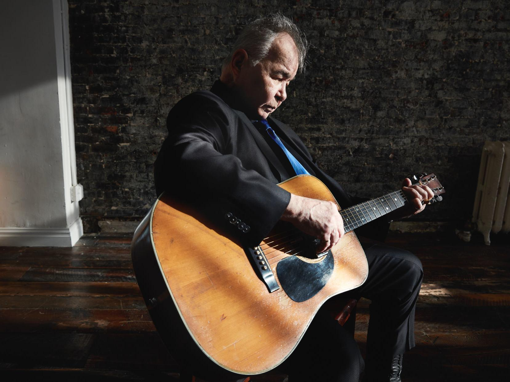 Songwriting legend John Prine talks about his Nebraska song, Conor Oberst friendship and Omaha show