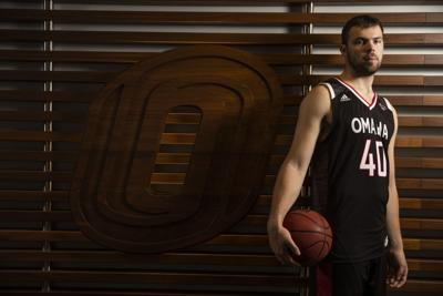 New rule should give Matt Pile, UNO's junior center, more room to operate