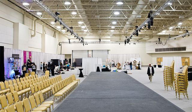 Excitement blooms for Wedding Essentials Bridal University show