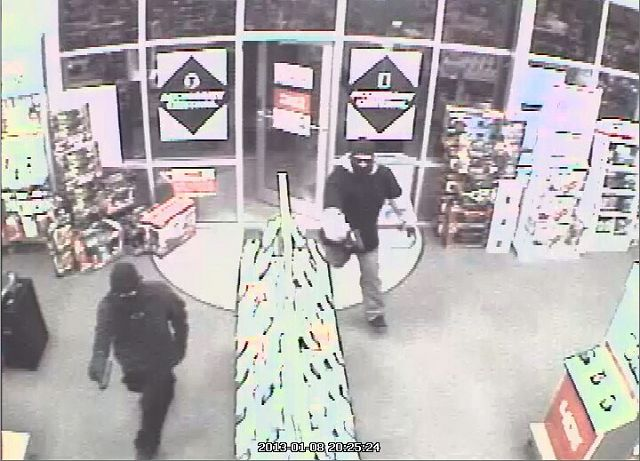 Tara Plaza robbery first Papio shooting in 13 months