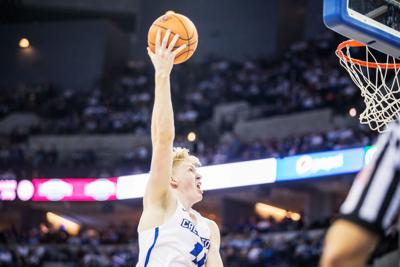 Creighton's Jacob Epperson 'seeing the light at the end of the tunnel' in return from injury