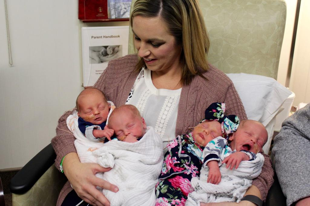 One birth, multiple babies: 9 stories of rare cases and surprised
