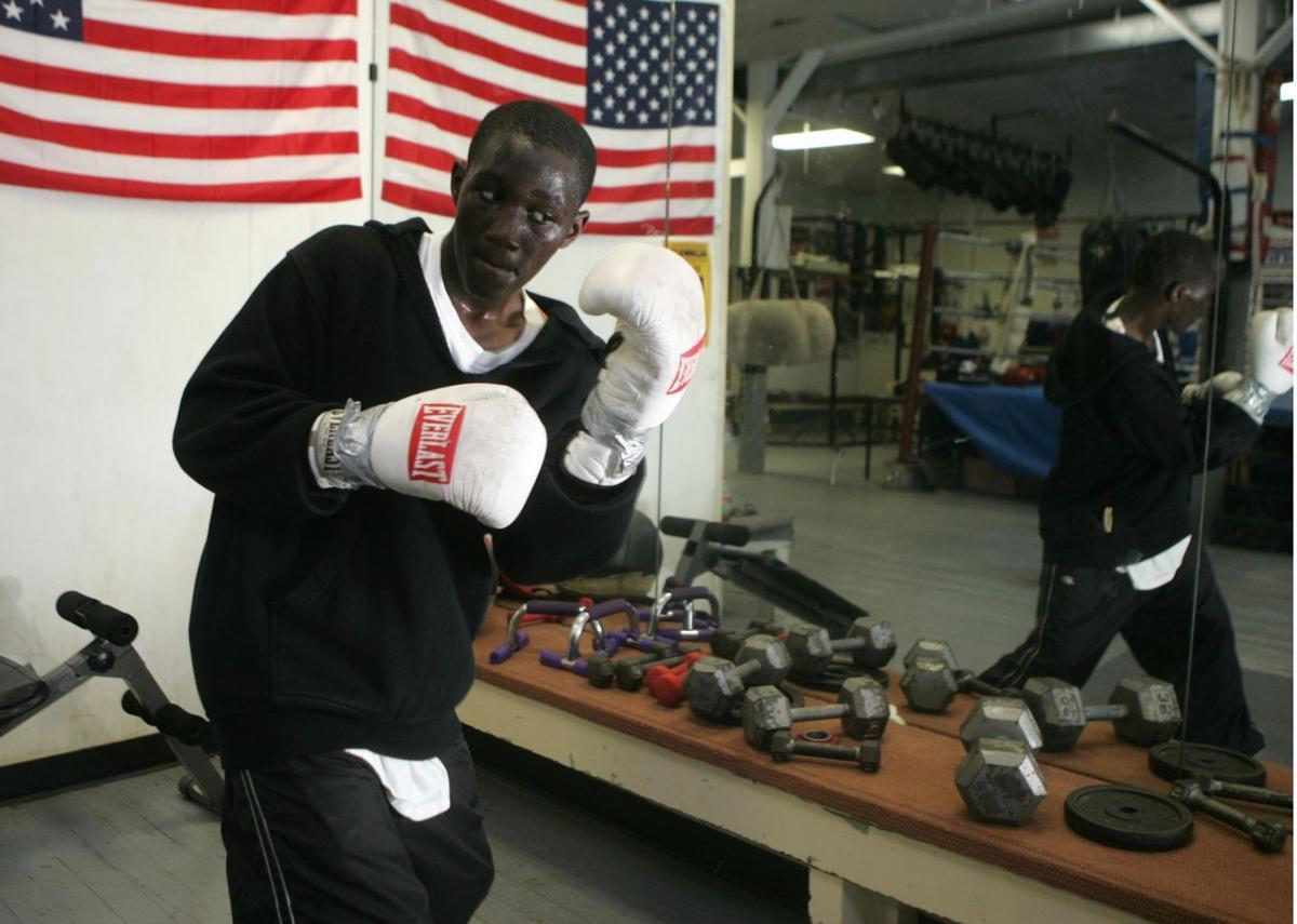 World Boxing Champ Terence Bud Crawford Named Omaha Labor Day