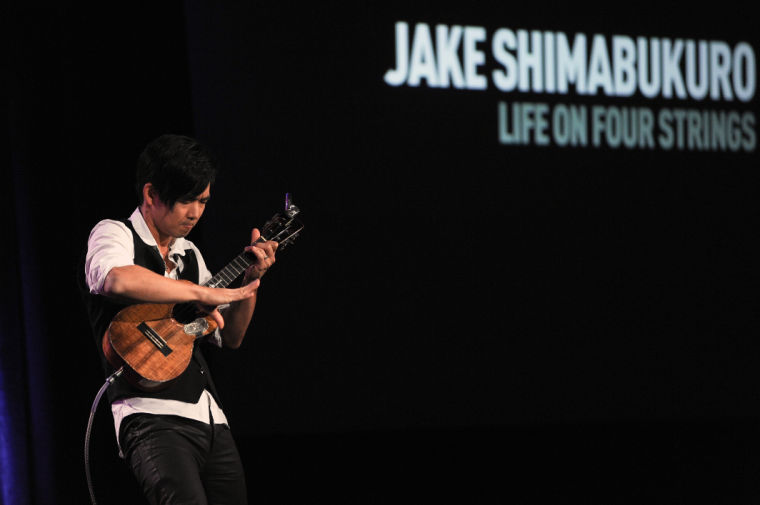 With Musicians And Even Warren Buffett The Ukulele Is Making It