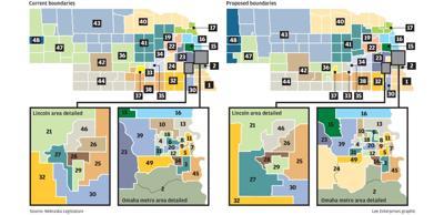 Legislative redistricting maps (copy)