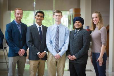 Creighton students earn prestigious Goldwater, Fulbright awards, reflecting a deep commitment to undergraduate research (sponsored)