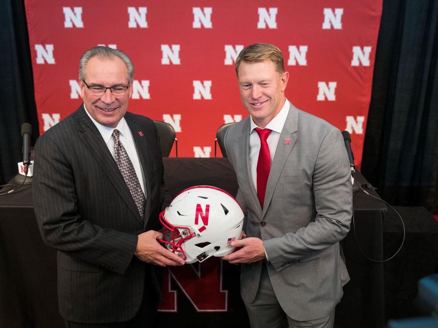Nebraska A.D. Bill Moos: Husker apparel sales way up thanks to Scott Frost hiring