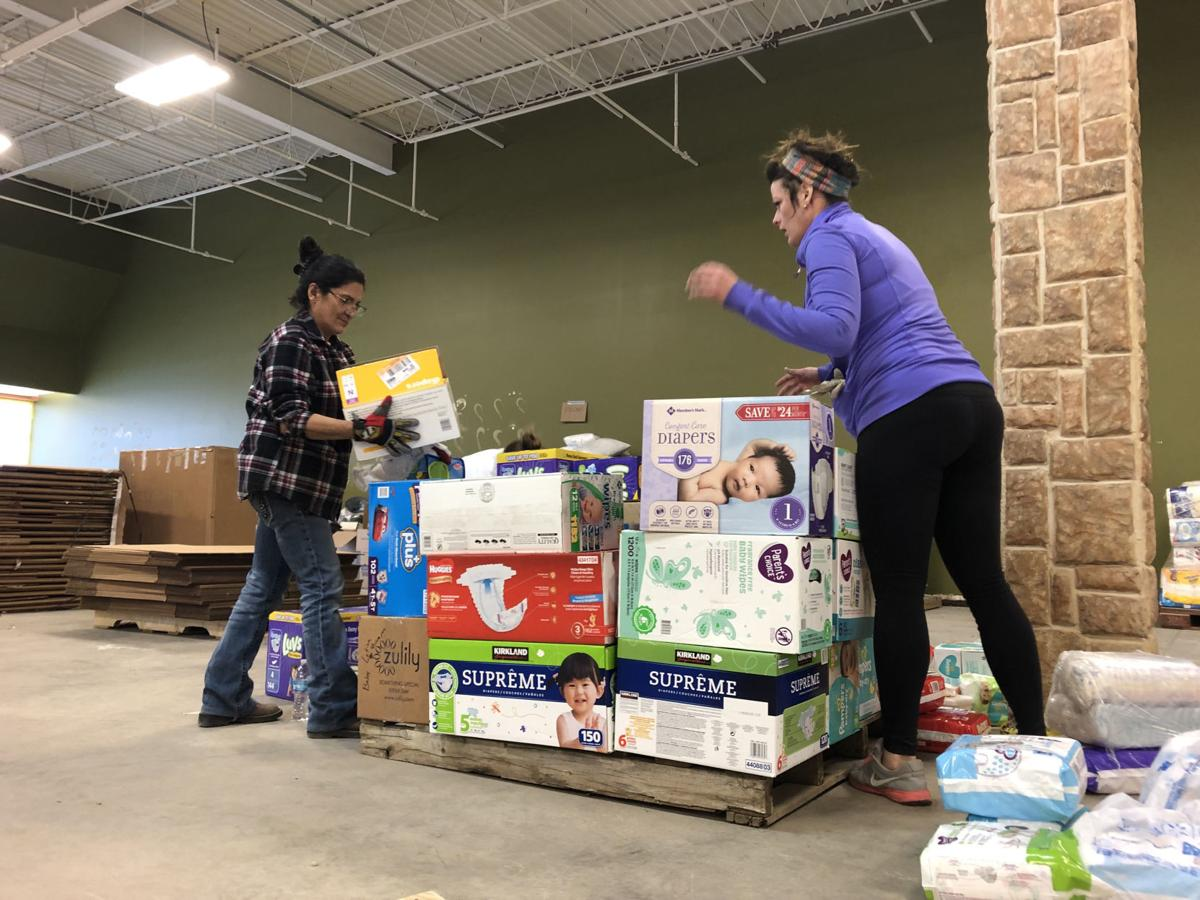 donations at Canfield's