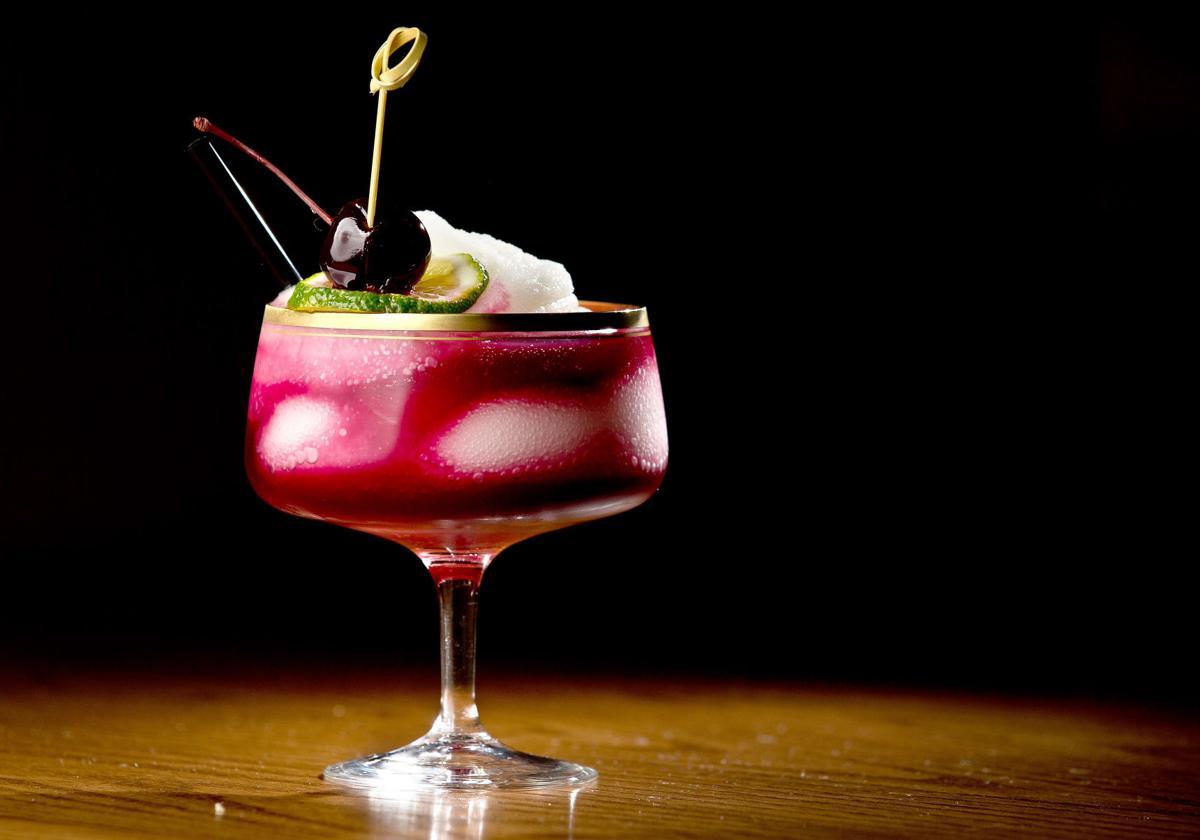 Herbe Sainte - cocktail