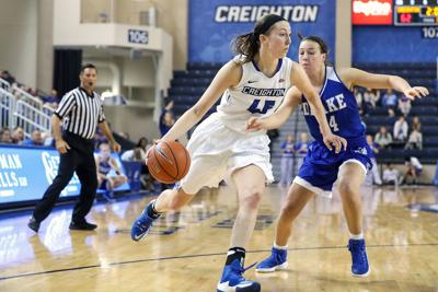 Creighton women's basketball must replace Audrey Faber, and preseason is promising so far