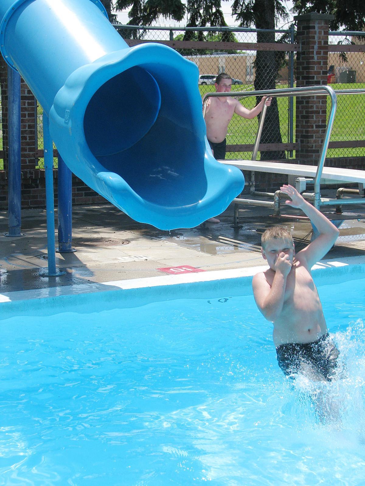 Lynnwood Swimming Pool