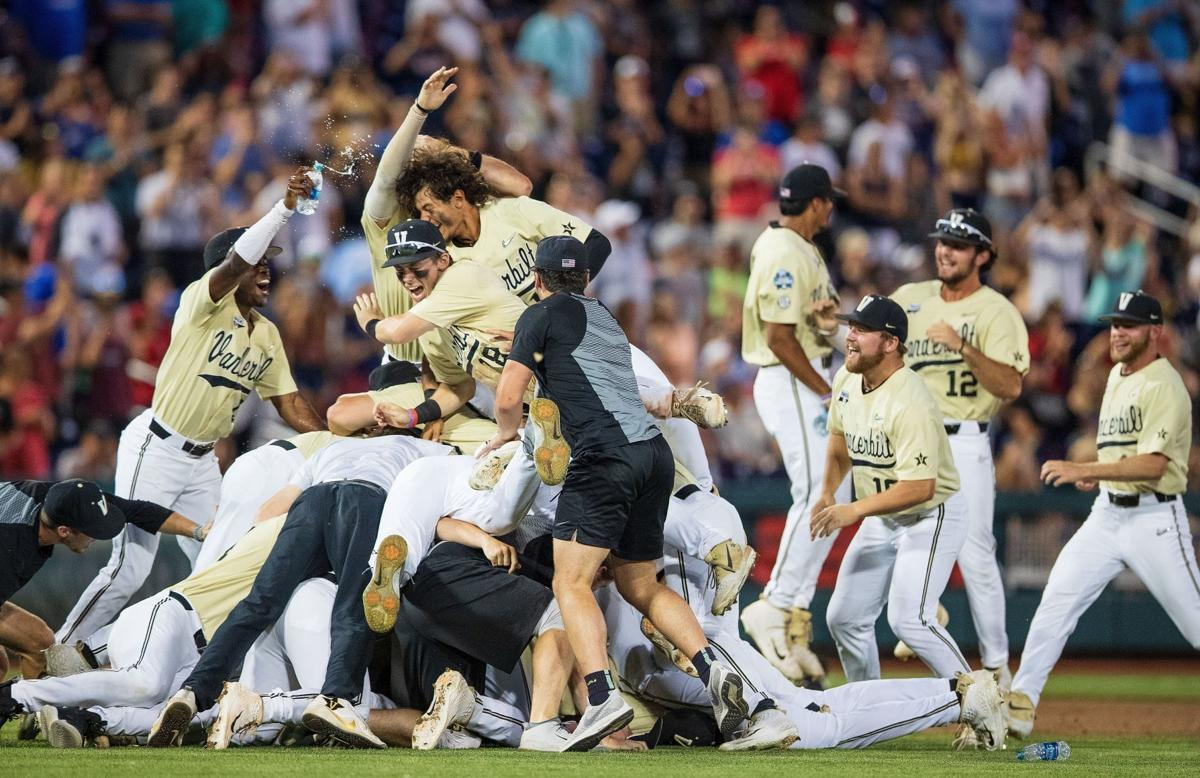 Vanderbilt defeats Michigan to win 2019 College World Series, earn program's second title