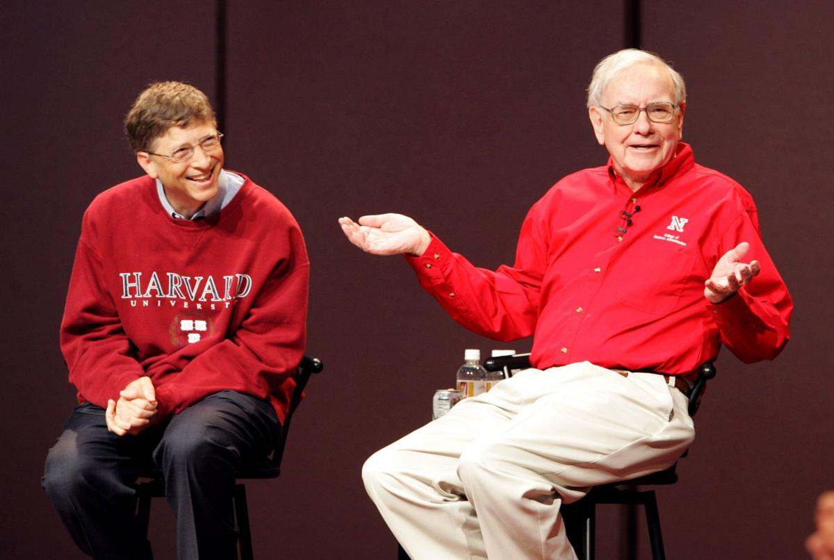 During 25 years of friendship with Buffett, Bill Gates says he's learned 'what friendship is all about' | Warren Buffett | omaha.com