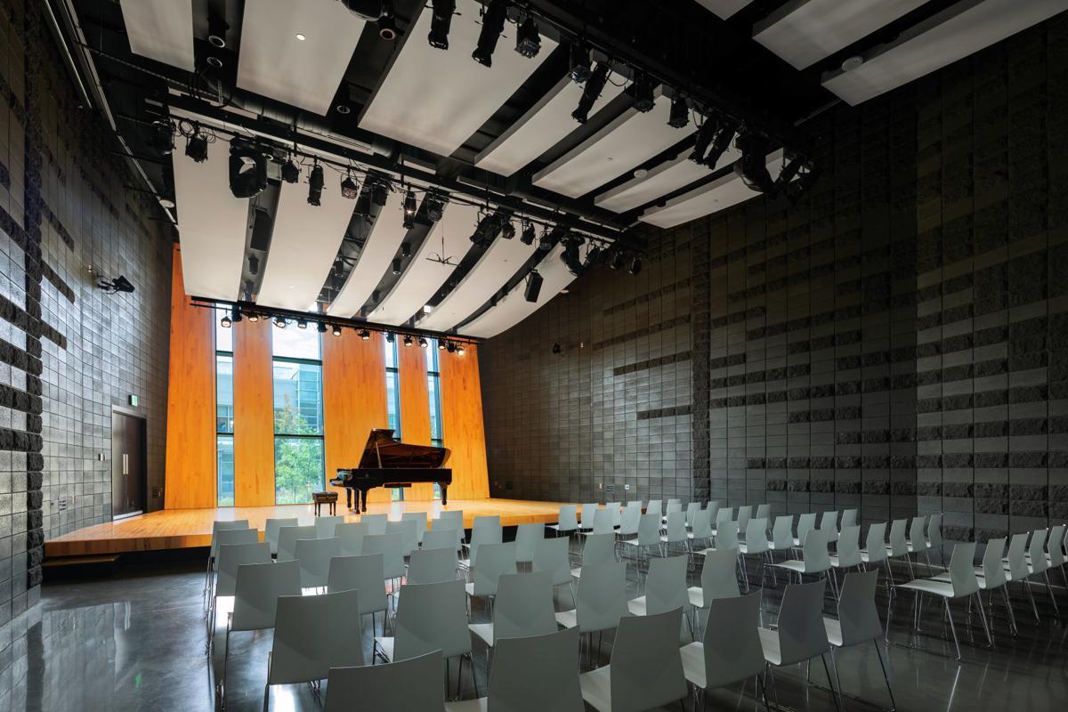 recital hall one