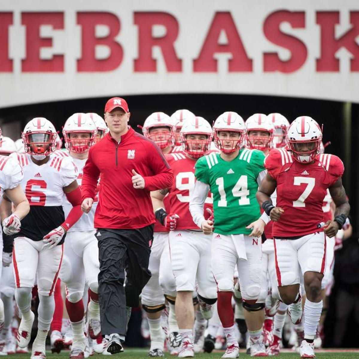 Huskers' Tunnel Walk music could — gasp — change
