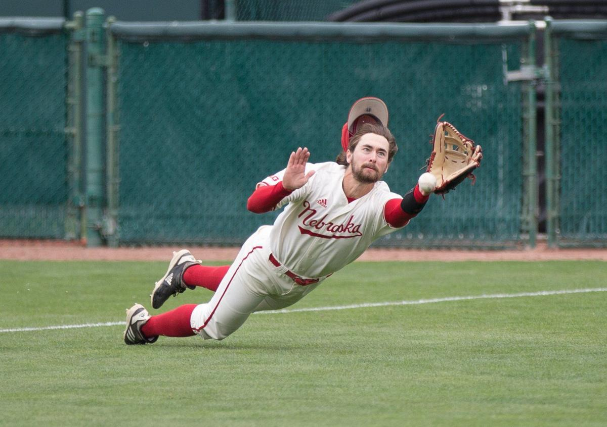 Two-out, two-run double in ninth costs Huskers game, series against Illinois (insert)