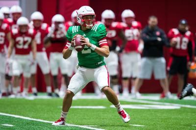 Shatel: In Huskers' quarterback race, Scott Frost handpicked true freshman has edge