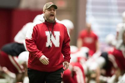 the latest 5297e 185e4 Scott Frost, Huskers eager to see how increased strength translates to on-field  gains