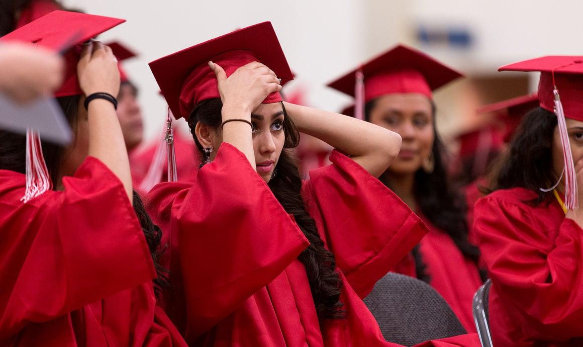 Omaha South graduation