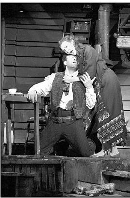 Gold rush opera? 'Fanciulla' shows how the West was sung