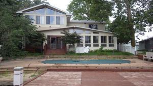 Sherwin Real Estate & Insurance | Lakeside Sauna