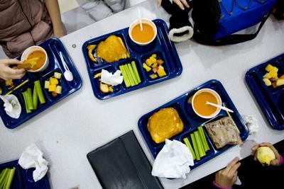 school lunch -- teaser
