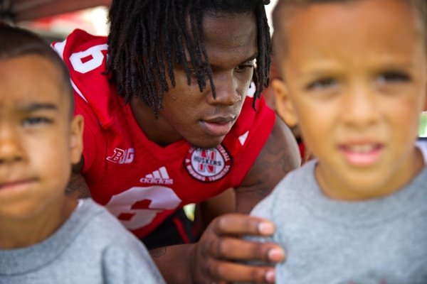 Husker safety Corey Cooper not content with recent success