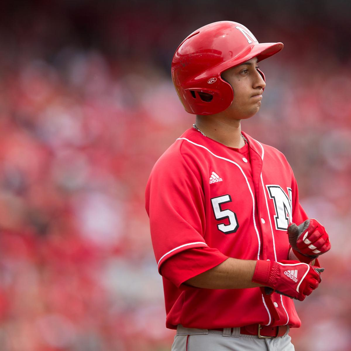 Huskers glad to have shortstop Steven Reveles' leadership
